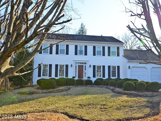 Colonial, Detached - CENTREVILLE, VA (photo 1)
