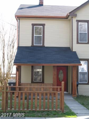 Townhouse, Traditional - HYATTSVILLE, MD (photo 1)