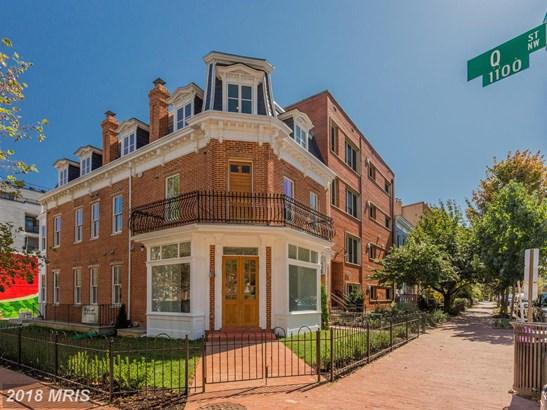 Garden 1-4 Floors, Victorian - WASHINGTON, DC (photo 1)