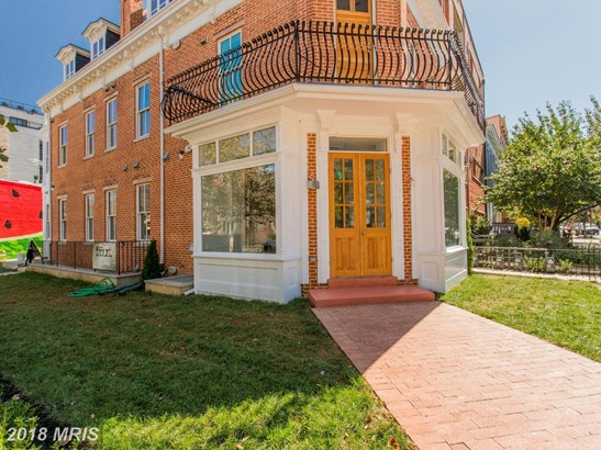 Garden 1-4 Floors, Victorian - WASHINGTON, DC (photo 2)