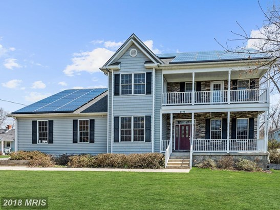Colonial, Detached - SHADY SIDE, MD (photo 1)