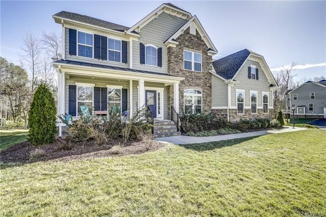2-Story, Green Certified Home, Transitional, Single Family - Moseley, VA (photo 1)