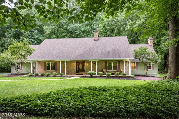 Cape Cod, Detached - SYKESVILLE, MD