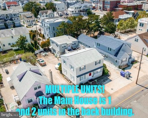 Detached, Single Family - BEACH HAVEN, NJ