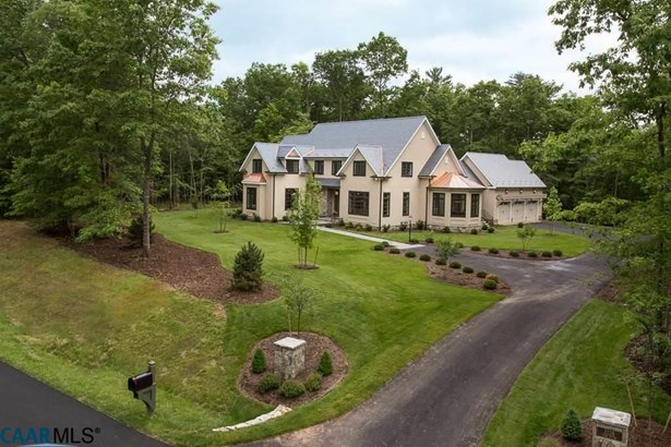 Proposed Detached, French Provincial - KESWICK, VA (photo 2)