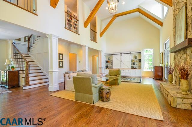 Proposed Detached, French Provincial - KESWICK, VA (photo 3)
