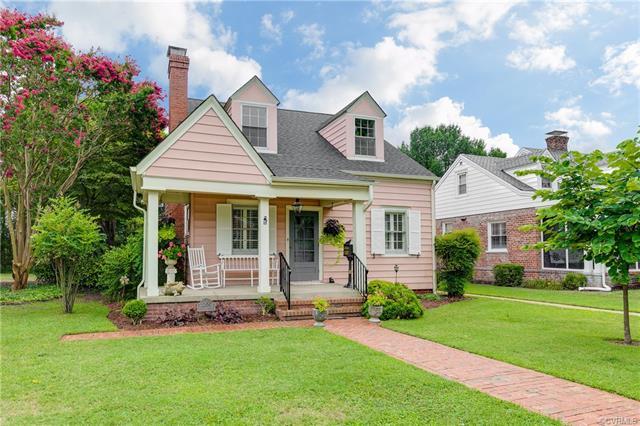 Cape, Colonial, Single Family - Richmond, VA
