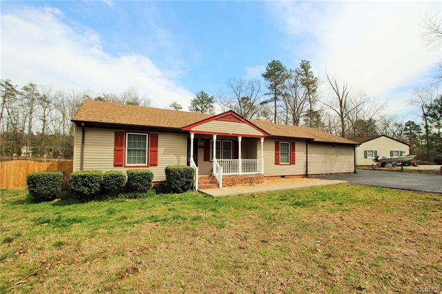 Ranch, Single Family - Sandston, VA (photo 1)