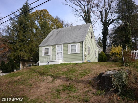 Cape Cod, Detached - DISTRICT HEIGHTS, MD (photo 1)