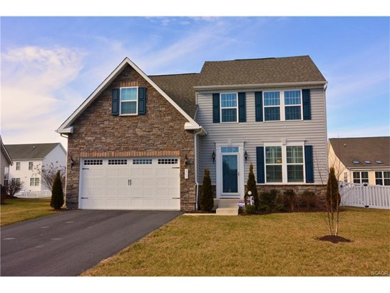 Contemporary, Single Family - Millsboro, DE (photo 1)