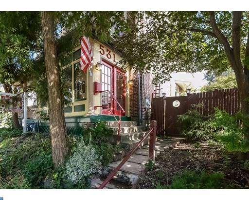 Semi-Detached, Traditional - HAVERFORD, PA (photo 2)