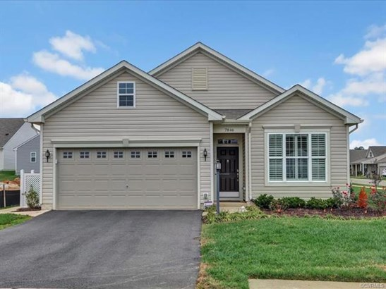 Cottage/Bungalow, Ranch, Single Family - New Kent, VA