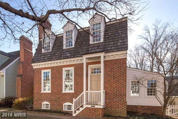 Colonial, Detached - VIENNA, VA (photo 1)