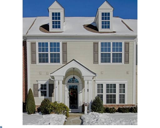 Row/Townhouse, Contemporary,Traditional - VOORHEES, NJ (photo 1)