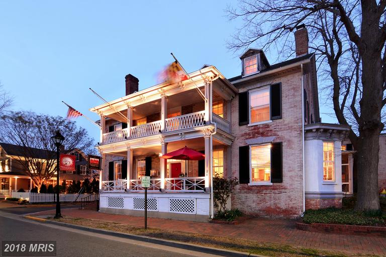 Federal, Bed & Breakfast - EASTON, MD (photo 2)