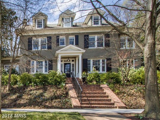Colonial, Detached - WASHINGTON, DC (photo 1)