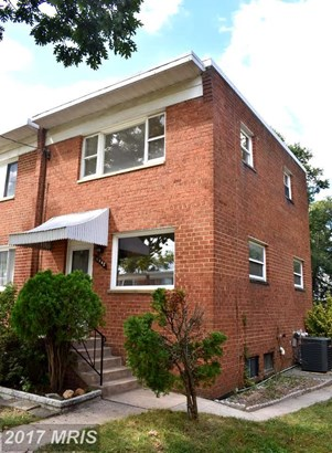 Semi-Detached, Colonial - HYATTSVILLE, MD (photo 1)