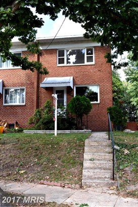 Semi-Detached, Colonial - HYATTSVILLE, MD (photo 2)