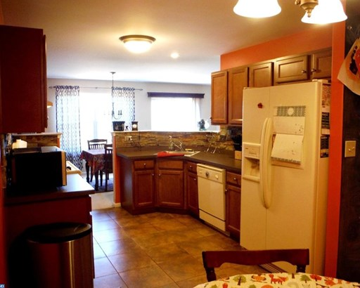 Colonial, Row/Townhouse/Cluster - RED HILL, PA (photo 3)