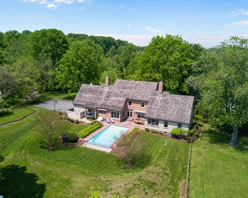 Cape Cod, Detached - CHADDS FORD, PA (photo 1)