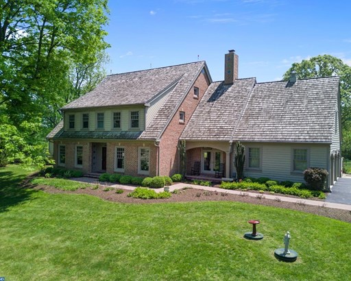Cape Cod, Detached - CHADDS FORD, PA (photo 2)