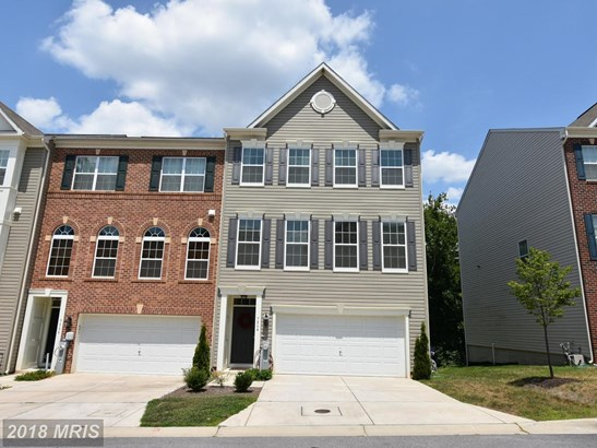 Townhouse, Colonial - COLUMBIA, MD