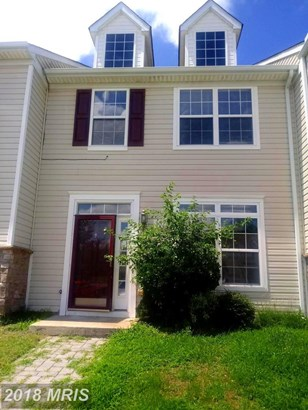 Townhouse, Contemporary - CAMBRIDGE, MD
