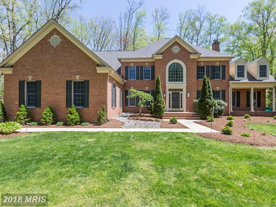 Colonial, Detached - CROWNSVILLE, MD (photo 1)