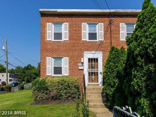 Townhouse, Colonial - CAPITOL HEIGHTS, MD
