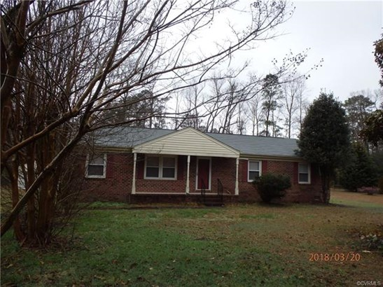 Ranch, Single Family - Prince George, VA (photo 1)