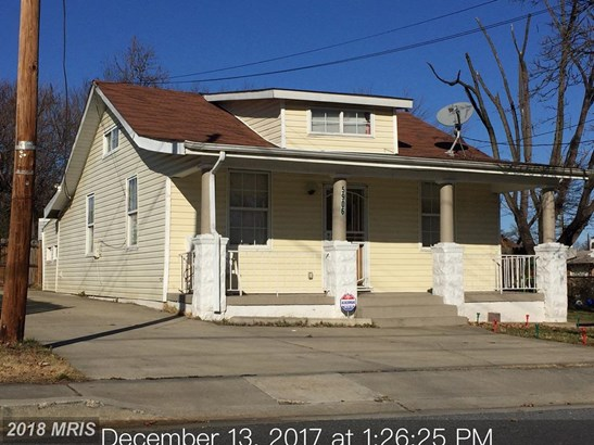 Bungalow, Detached - FAIRMOUNT HEIGHTS, MD (photo 1)