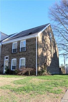 Condo/Townhouse, Rowhouse/Townhouse, Tri-Level/Quad Level - Henrico, VA (photo 1)