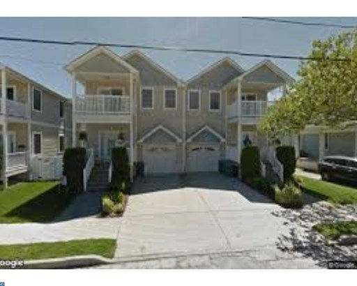 Row/Townhouse, Traditional - WILDWOOD CREST, NJ (photo 1)