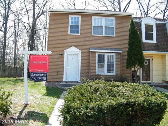 Semi-Detached, Colonial - DISTRICT HEIGHTS, MD (photo 1)