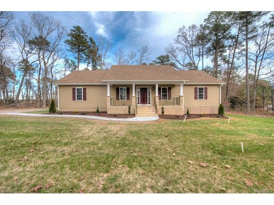 Colonial, Craftsman, Single Family - Dinwiddie, VA (photo 1)