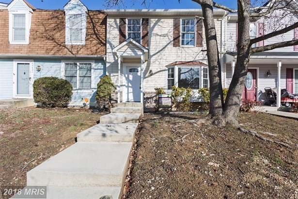 Townhouse, Colonial - CALLAWAY, MD (photo 1)
