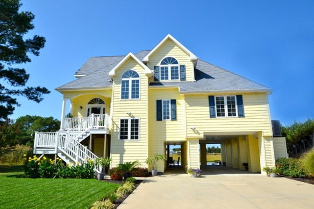 Contemporary,Beach House, Single Family - Greenbackville, VA (photo 1)