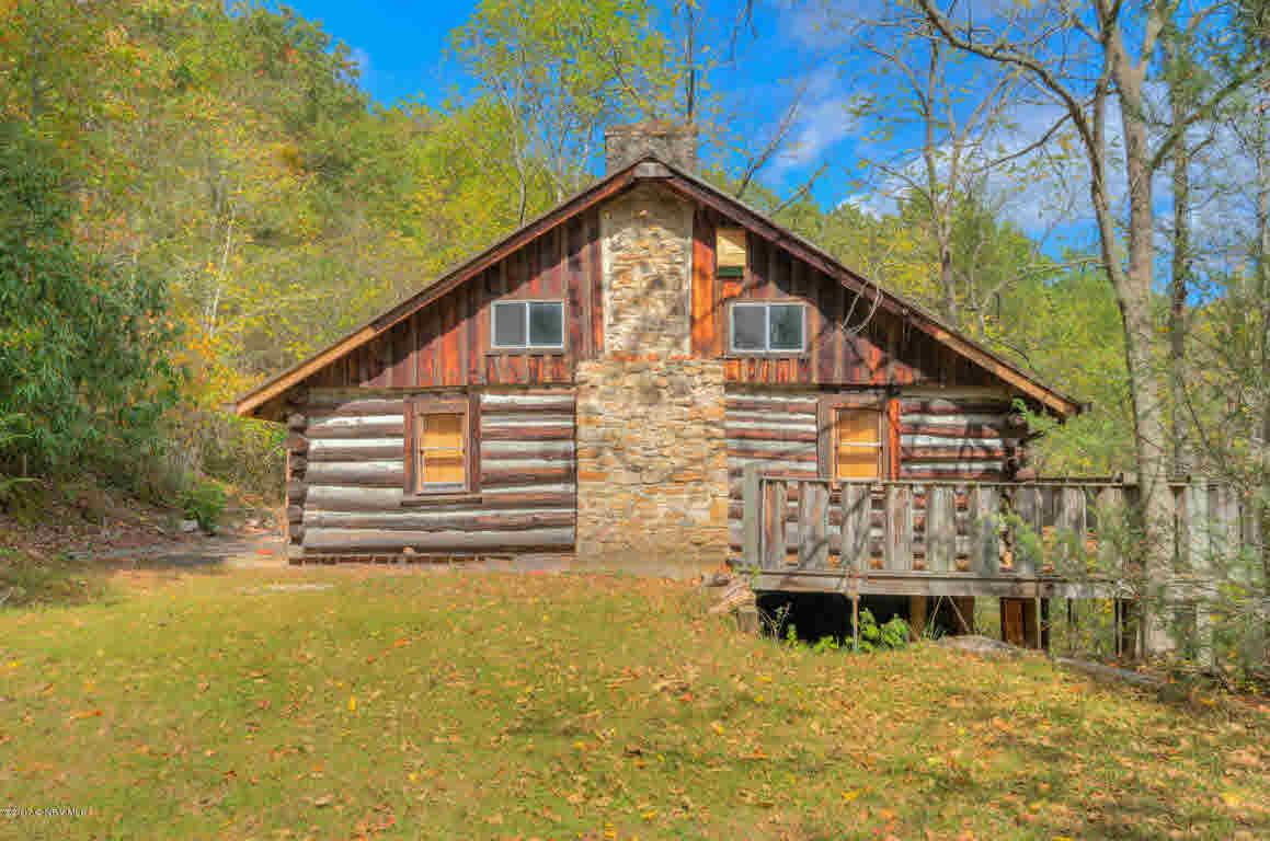 Detached, Cabin, Log - Hiwassee, VA (photo 4)