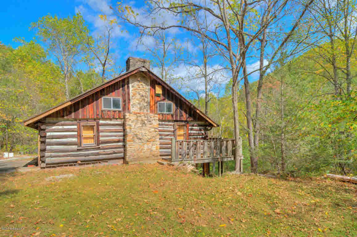 Detached, Cabin, Log - Hiwassee, VA (photo 5)