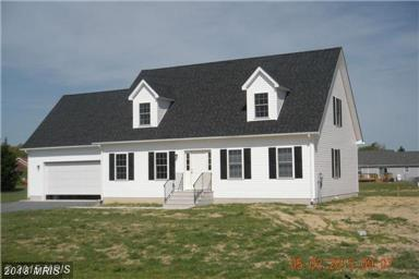 Cape Cod, Detached - HURLOCK, MD (photo 1)