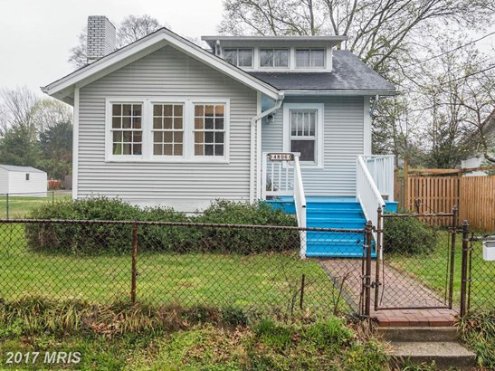 Bungalow, Detached - COLLEGE PARK, MD (photo 1)