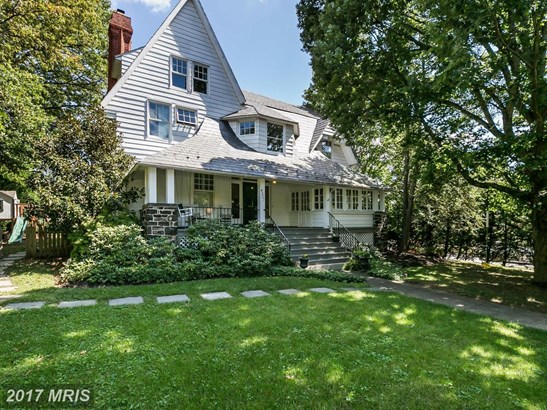 Victorian, Detached - BALTIMORE, MD (photo 1)