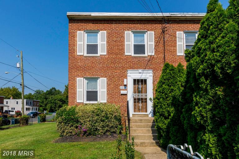 Semi-Detached, Colonial - CAPITOL HEIGHTS, MD