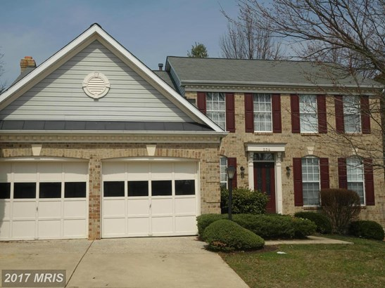 Colonial, Detached - OWINGS MILLS, MD (photo 1)