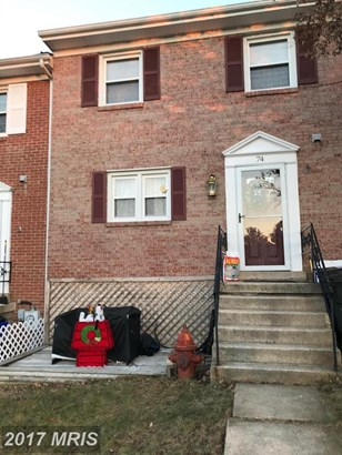 Townhouse, Colonial - MIDDLETOWN, MD (photo 1)