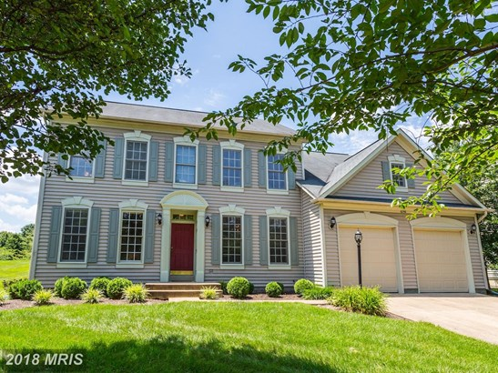 Traditional, Detached - COLUMBIA, MD