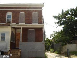 Townhouse, End of Row/Townhouse - BALTIMORE, MD