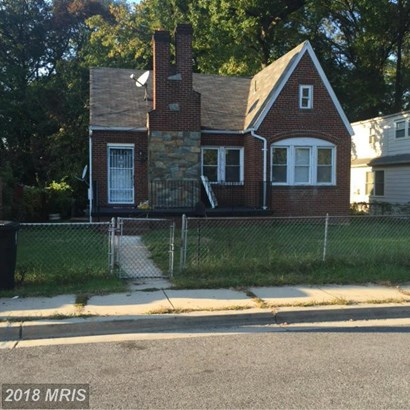 Bungalow, Detached - CAPITOL HEIGHTS, MD (photo 1)