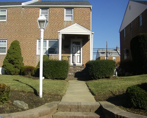 Semi-Detached, Colonial - DREXEL HILL, PA (photo 2)