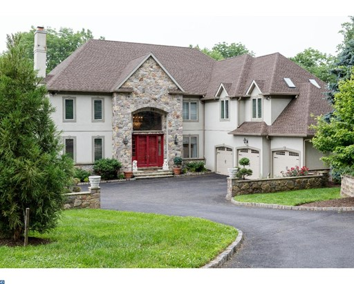 Colonial, Detached - NEWTOWN SQUARE, PA (photo 1)
